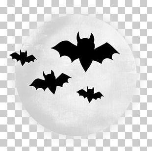 Halloween Bat PNG