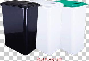 Plastic Rubbish Bins & Waste Paper Baskets Bin Bag Rubbermaid PNG