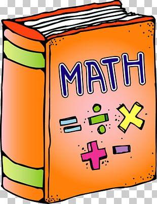 Mathematics Textbook PNG