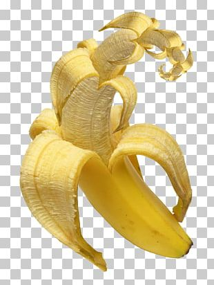 Banana Pudding Food Eating Tropical Fruit PNG