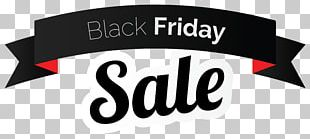 Black Friday Discounts And Allowances Banner Sales PNG