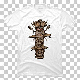 T-shirt Hoodie Sleeve Tiki Top PNG