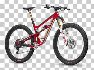 Santa Cruz Bicycles Mountain Bike Flow Trail PNG