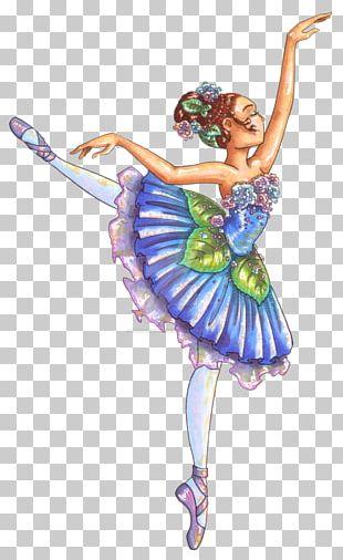 Fairy Ballet Dance Figurine PNG