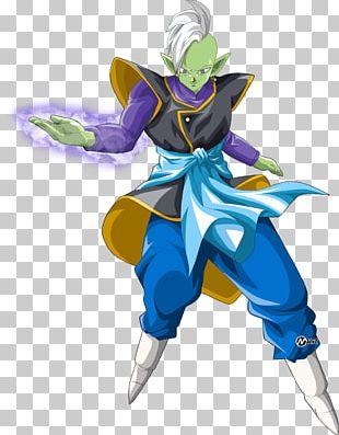 Goku Trunks Gohan Vegeta Cell PNG