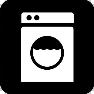 Washing Machines Laundry Symbol Clothes Dryer PNG