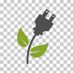 Renewable Energy AC Power Plugs And Sockets Green Energy Electricity PNG