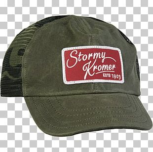 Baseball Cap Trucker Hat Waxed Cotton Stormy Kromer Cap PNG