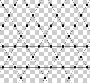 Symmetry Point Geometry Two-dimensional Space Lattice PNG