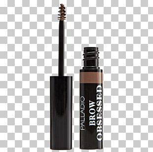Cosmetics Eye Liner Eyebrow Palladio Brow Obsessed Mascara PNG