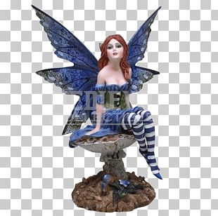 Fairy Tale Figurine Statue Sculpture PNG