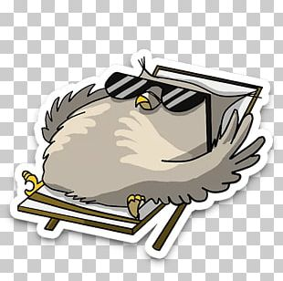 Sticker Owl Brand Telegram PNG