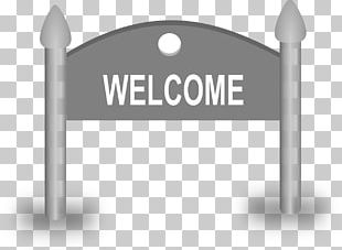 Welcome Sign Free Content PNG