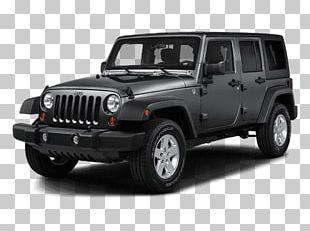 2018 Jeep Wrangler JK Unlimited Sport Chrysler Dodge Car PNG