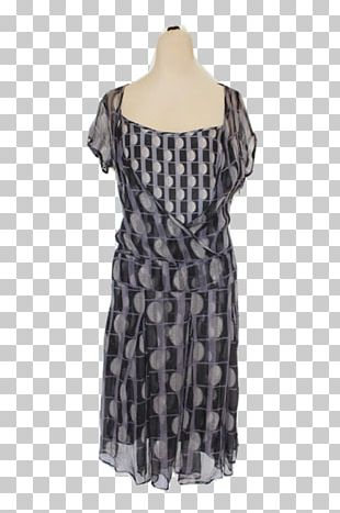Cocktail Dress Clothing Ruffle Pattern PNG