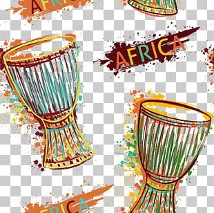 Drum Djembe Music Of Africa Musical Instrument PNG