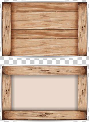 Wood Business Card Euclidean PNG