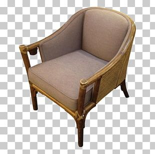 Furniture Club Chair Armrest Couch PNG