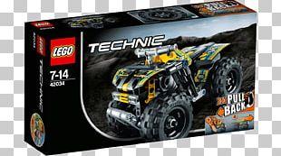 Lego Technic Amazon.com Toy All-terrain Vehicle PNG