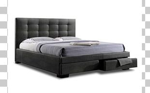Bed Frame Box-spring Sofa Bed Mattress PNG