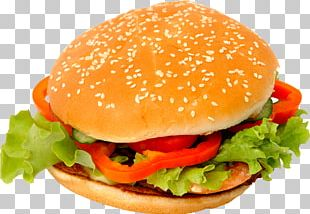 Fast Food Hamburger Cheeseburger McDonald's Big Mac Junk Food PNG