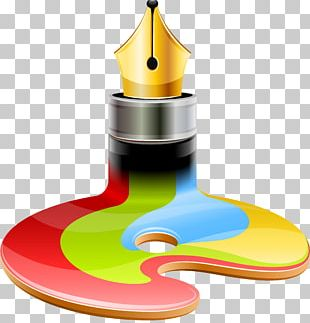 Fountain Pen Quill PNG