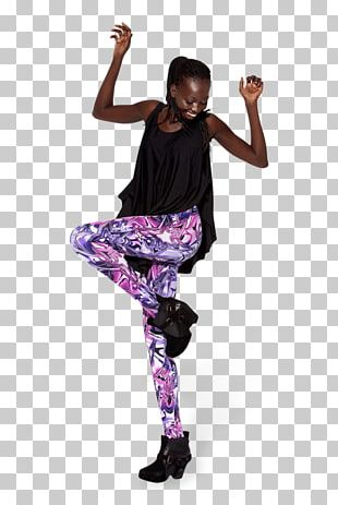 Leggings Hip-hop Dance Tights Costume PNG