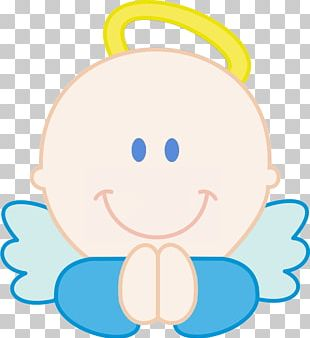 Baptism Angel Infant Child PNG