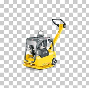 Compactor Wacker Neuson Machine Architectural Engineering Concrete PNG