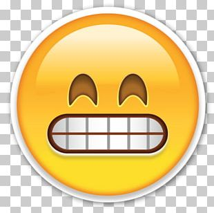 Face With Tears Of Joy Emoji Sticker Emoticon PNG
