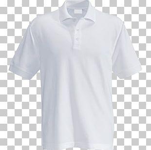Polo Shirt T-shirt White Clothing Top PNG