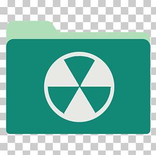 Symbol Aqua Green PNG