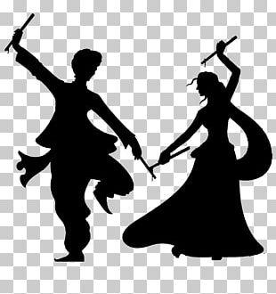 Dandiya Raas Garba Dance Festival Navaratri PNG