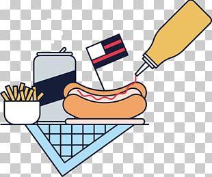 Hot Dog Fast Food Euclidean PNG