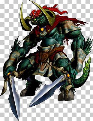 The Legend Of Zelda: Ocarina Of Time 3D Ganon Link The Legend Of Zelda: Twilight Princess PNG