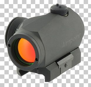 Aimpoint AB Red Dot Sight Optics Hunting PNG