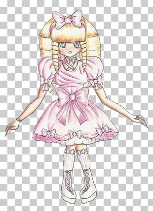 Fairy Mangaka Costume Muscle PNG