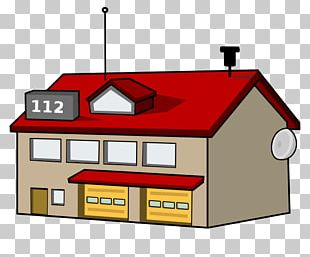 Fire Station Drawing Fire Engine PNG