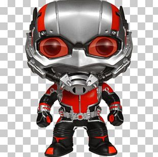 Hank Pym Ant-Man Captain America Funko Action & Toy Figures PNG