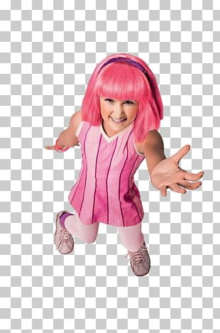 LazyTown Stephanie Sportacus Robbie Rotten Character PNG