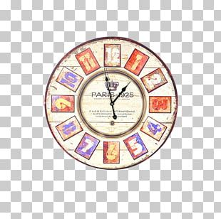 Clock Wall Living Room House PNG