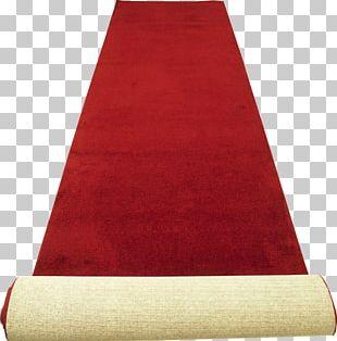Carpet Flooring Red PNG