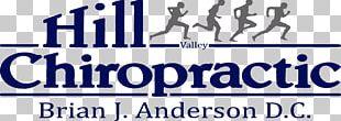 Hill Valley Chiropractic Chiropractor Organization Logo PNG
