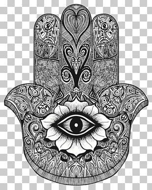 Hamsa Symbols Of Islam Evil Eye Religious Symbol PNG
