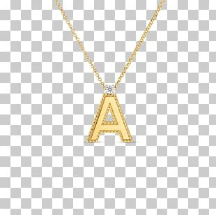 Charms & Pendants Jewellery Necklace Chain Gold PNG