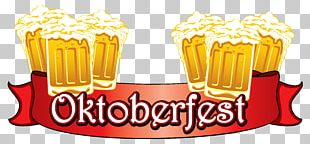 Oktoberfest Beer Bavaria German Cuisine PNG