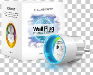 Home Center 2 Fibar Group Z-Wave AC Power Plugs And Sockets Home Automation Kits PNG