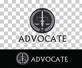 Logo Advocate Lawyer News Design PNG