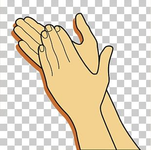 Clapping Gesture PNG