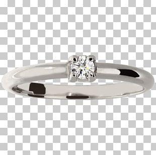 Ring Platinum Gold Jewellery Brilliant PNG